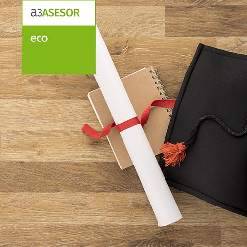 Certifícate en a3ASESOR eco