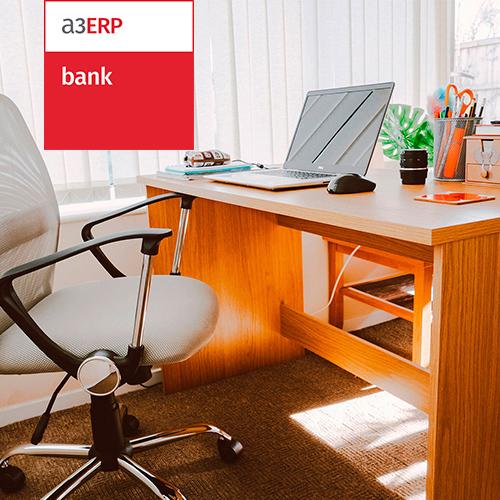 a3ERP bank Sesión Standard